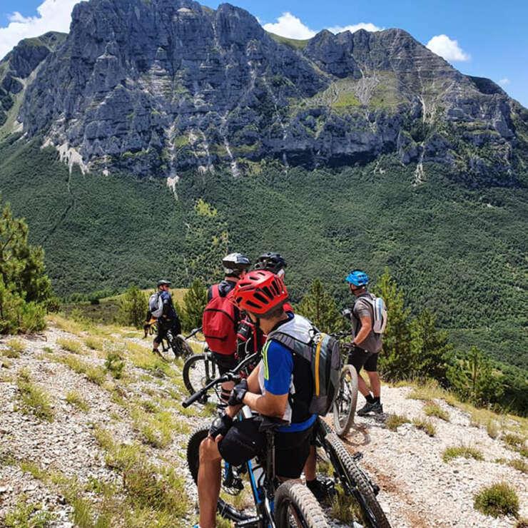 tour e-bike monte bove sibillini